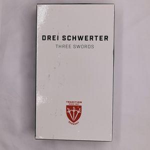 Three Swords 10 Piece Manicure Set